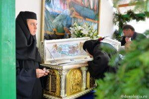 Ρουμανία: Πλήθος πιστών στην Μονή Βαράτεκ