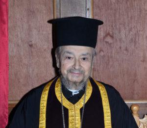 Εκοιμήθη ο π. Δημήτριος Κατέρλης