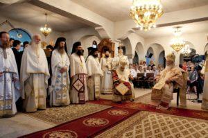 Ι.Μ.Εδέσσης: Η Πανήγυρις της Αγίας Βάσσης της Εδεσσαίας