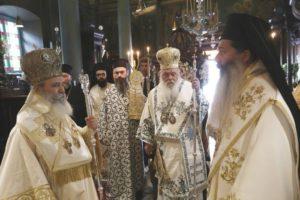 Μήνυμα ενότητας των Ελλήνων από τον Αρχιεπίσκοπο ανήμερα της Παναγιάς (ΦΩΤΟ)