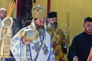 Εγκαίνια του Ιερού Ναού από τον Λαγκαδά Ιωάννη (ΦΩΤΟ)