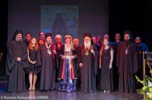 Παράσταση για τον Οσιο Θεοφάνη – Τιμήθηκε Ιωαννίνων Μάξιμος (ΒΙΝΤΕΟ & ΦΩΤΟ)