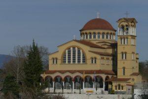 Λάρισα: Αγρυπνία στον Άγιο Αχίλλιο
