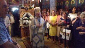 Πανηγύρισε η Ιερά Μονή Κοιμήσεως της Θεοτόκου Λιγοβιτσίου