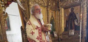 Ο Αρκαλοχωρίου Ανδρέας στην Εξαρχία του Πατριαρχείου Αλεξανδρείας στην Κύπρο