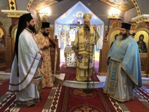 Ι.Μ. Θεσσαλιώτιδος: Τιμήθηκε η μνήμη του Αγίου νεομάρτυρος Κωνσταντίνου του εκ Καππούας