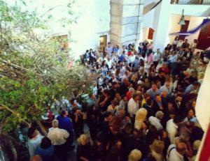 Η Μύκονος τιμά την Παναγία Τουρλιανή (ΦΩΤΟ)