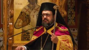 Μεσσηνίας Χρυσόστομος: Η Παναγία να σκέπει το Λαό και την  Πατρίδα μας