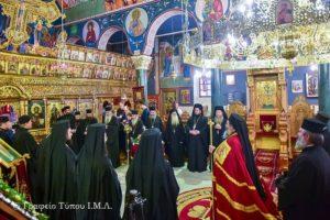 Η Μητρόπολη Λαγκαδά τίμησε τον Αγιο Ακάκιο (ΦΩΤΟ)