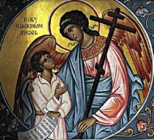 Πότε δίνει ο Θεός στον άνθρωπο τον Φύλακα Άγγελό του;