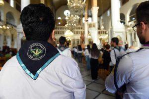 Δαμασκός: Η Κοίμηση της Θεοτόκου στον Πατριαρχείο Αντιοχείας