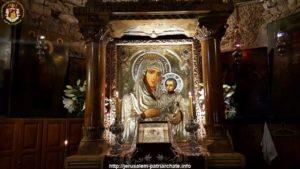 Αγιοι Τόποι: Στο Θεομητορικό Μνήμα στη Γεθσημανή (ΒΙΝΤΕΟ)
