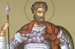 Αγιος Ανδρέας ο Στρατηλάτης και οι συν αυτώ 2593 μάρτυρες στρατιώτες