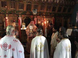 Πανηγύρισε η Ιερά Μονή Κοιμήσεως της Θεοτόκου Βλοχού Τριχωνίδος (ΦΩΤΟ)