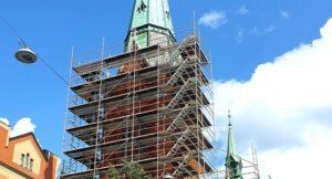 Ανακαινίζεται εκ βάθρων ο Καθεδρικός Ναός στην Στοκχόλμη