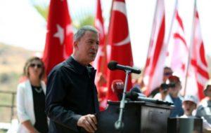 Τουρκία: Απειλεί με πόλεμο ο Ακάρ για το φυσικό αέριο