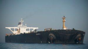 Για την Ελλάδα πλέει το ιρανικό δεξαμενόπλοιο που είναι στο επίκεντρο διαμάχης