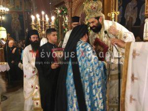 Ο Χολαργός τίμησε την πολιούχο Παναγία Φανερωμένη (ΦΩΤΟ)
