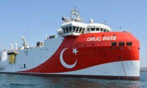 Τουρκία τώρα: Στέλνει στην Ανατολική Μεσόγειο το «Ορούτς Ρέις»