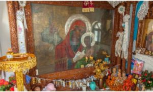 Παναγία Τσαμπίκα: Το λαμπρό προσκύνημα στη Ρόδο (ΒΙΝΤΕΟ)