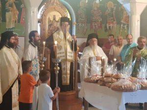 50η Επέτειος Εγκαινίων Ιερού Ναού Μεταμορφώσεως του Σωτήρος Κοσκίνων