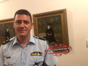 Νέος Διοικητής της Αστυνομίας στο Άγιον Όρος