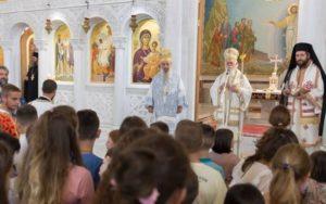 Αλβανίας: «Να φροντίζουμε τα παιδιά μας να μάθουν την Ορθόδοξη Πίστη» (ΒΙΝΤΕΟ)