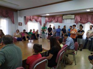 Ι.Μ.Κίτρους: Αγιασμός για την έναρξη των μαθημάτων της Σχολής Βυζαντινής Μουσικής