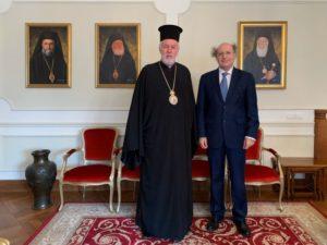 Στον Βελγίου Αθηναγόρα ο νέος Ελληνας Πρέσβης (ΦΩΤΟ)
