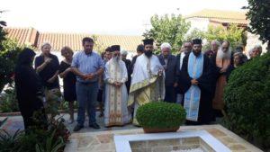 Εξάμηνο Μνημόσυνο Ηγουμένης Ιεράς Μονής Μάτζαρη – Οξυλίθου (ΦΩΤΟ)