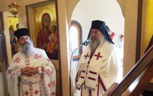 Κύπρος: Πανηγύρισε το Παρεκκλήσιο του Αγίου Ηρακλειδίου στο Ζακάκι (ΦΩΤΟ)