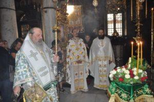 Ι.Μ. Δράμας: Η εορτή της Υψώσεως του Τιμίου Σταυρού (ΦΩΤΟ)