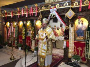 Η εορτή της Αγίας Σοφίας στη Λάρισα (ΦΩΤΟ)