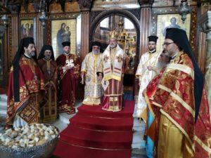 Ονομαστήρια Αρχιεπισκόπου Θυατείρων Νικήτα (ΦΩΤΟ)