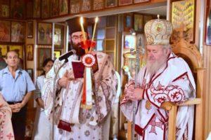 Εορτασμός του Αγίου Αμφιλοχίου Μακρή στα Χανιά (ΦΩΤΟ)