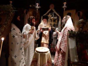 Ι.Μ. Τρίκκης: Πανήγυρις Ιεράς Εικόνας Παναγίας Κορμποβίτισσας (ΦΩΤΟ)
