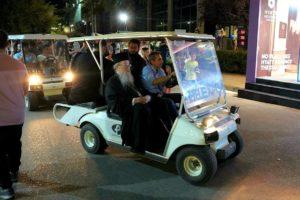 Θεσσαλονίκη: Η ΔΕΘ-HELEXPO τίμησε τον μητροπολίτη Άνθιμο
