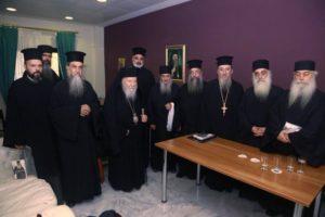 LIVE σύνδεση με Θεσσαλονίκη: «O Όσιος Γέροντας Σίμωνας Αρβανίτης»