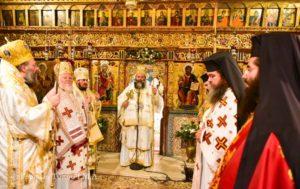 Αγρυπνία για την ανεύρεση των Ιερών Λειψάνων της Αγίας Κυράννης (ΦΩΤΟ)