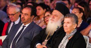 Ο Μητροπολίτης Παντελεήμων στις εκδηλώσεις μνήμης του ολοκαυτώματος των Εβραίων της Βέροιας