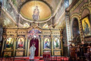 Ο Λαγκαδά Ιωάννης στην Αγία Σοφία Θεσσαλονίκης (ΦΩΤΟ)