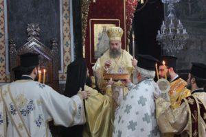 Η εορτή των Πολιούχων Αγίων της Ι.Μ. Θεσσαλιώτιδος