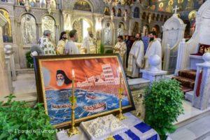 Η Ι.Μ. Λαγκαδά τίμησε τα θύματα της Μικρασιατικής Καταστροφής (ΦΩΤΟ)
