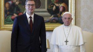 Πάπας Φραγκίσκος: «Δε θα αναγνωρίσουμε το Κόσοβο»