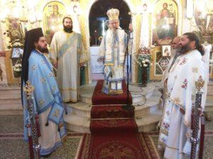 Ο Εορτασμός της Αγίας Σοφίας στην Ρίγανη Αιτωλοακαρνανίας