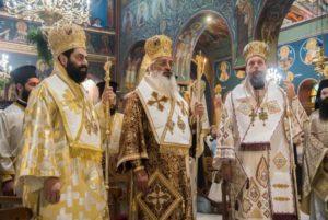 Αγίου Ευσταθίου : Αλεξανδρουπόλεως και Νέας Ιωνίας στον λαμπρό εορτασμό