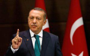 Τουρκία:  Ο Ερντογάν συλλαμβάνει  223 στρατιωτικούς ως υπόπτους για σχέσεις με τον Γκιουλέν