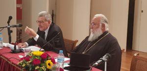 Ι.Μ.Κερκύρας: 17ο Ιερατικό Συνέδριο με θέμα «Σχέσεις Πολιτείας και Εκκλησίας»