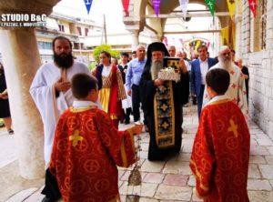 Στο Άργος η τίμια κάρα του οσίου Δαβίδ του εν Ευβοία -Ολο το πρόγραμμα