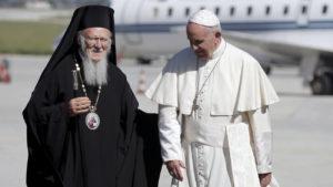 Αναταραχές …για την επίσκεψη Πάπα στην Ελλάδα
